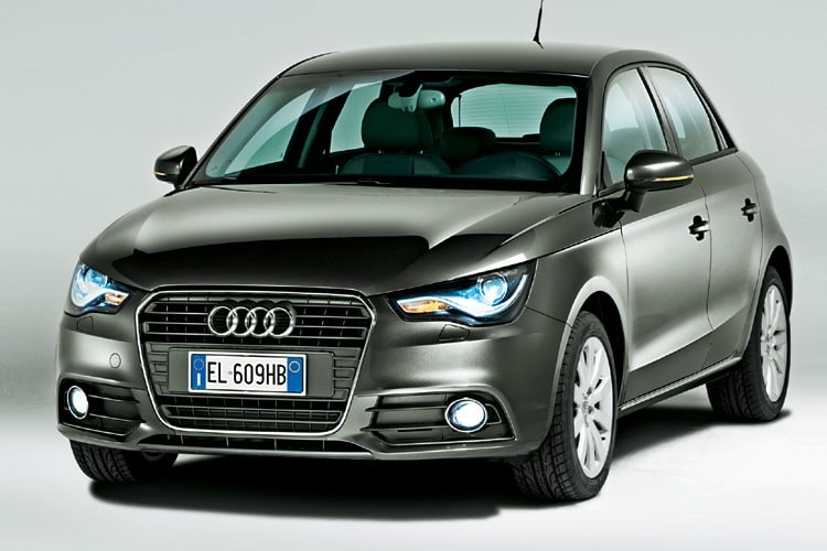 audi a1 sportback 1 4 tfsi s tronic quattroruote. Black Bedroom Furniture Sets. Home Design Ideas