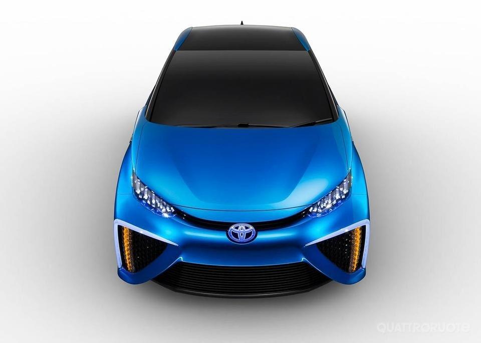 Toyota FCV Concept (2013)