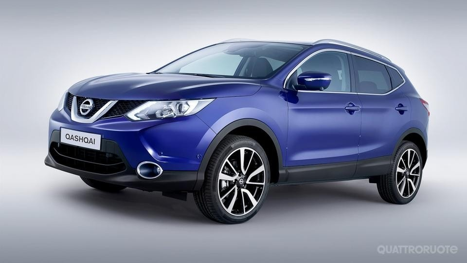 nissan qashqai 2013 quattroruote. Black Bedroom Furniture Sets. Home Design Ideas
