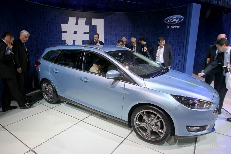 Ford Focus Sw 2014 Html Autos Post