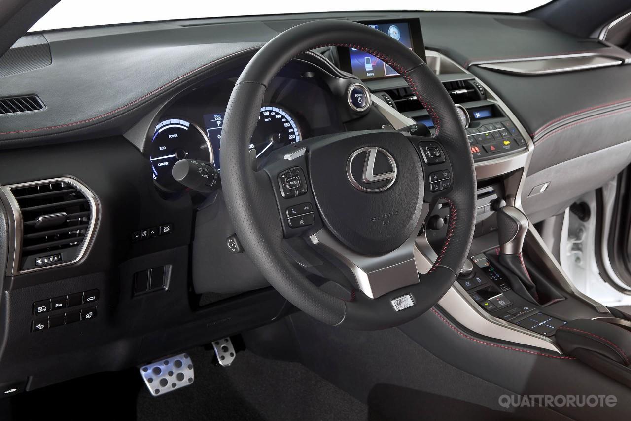 Honda New Bern >> 2014 - [Lexus] NX - Page 2