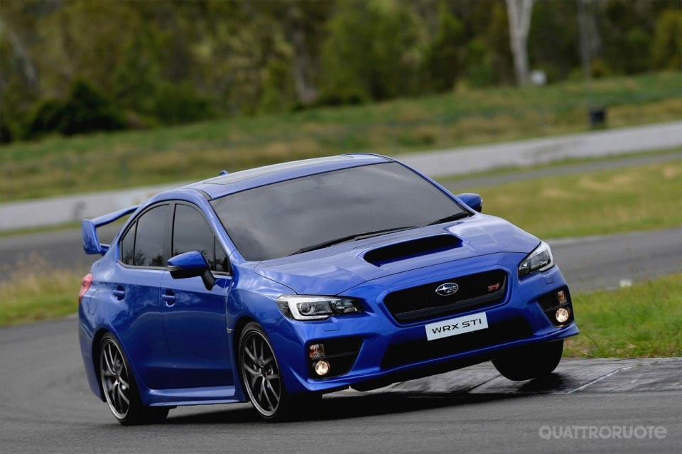 subaru wrx sti 2014 autos weblog. Black Bedroom Furniture Sets. Home Design Ideas