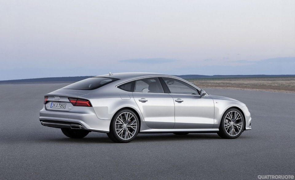 Image Result For Audi A Sportback Quattroruote