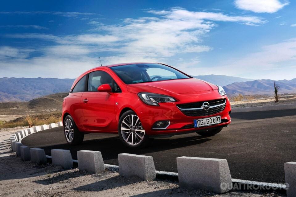 Opel Corsa (2014)