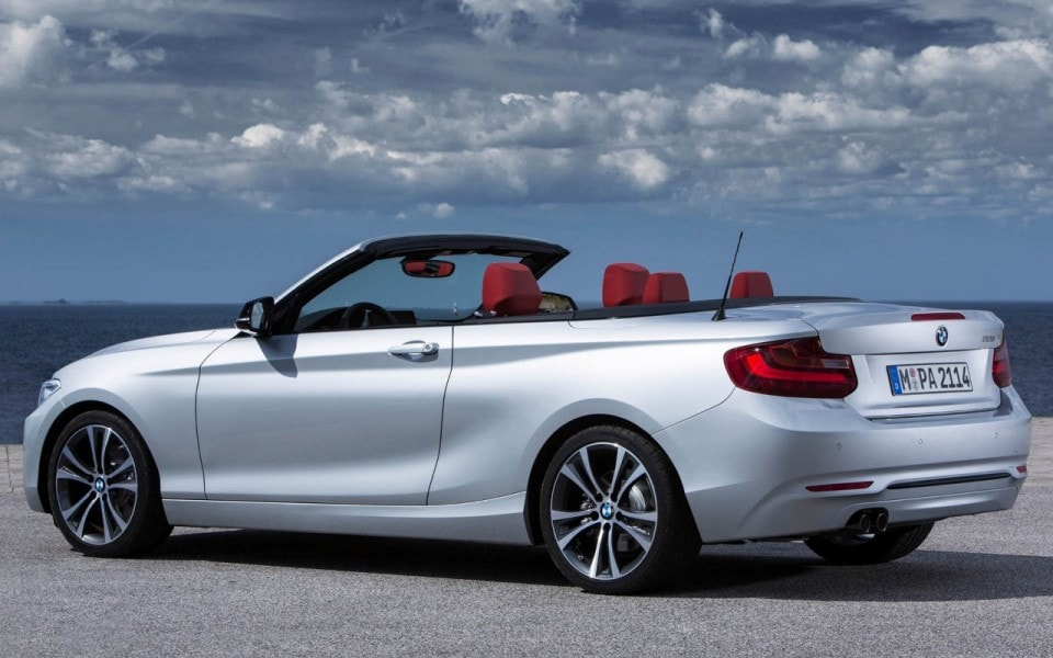 bmw serie 2 cabrio 2014 quattroruote. Black Bedroom Furniture Sets. Home Design Ideas