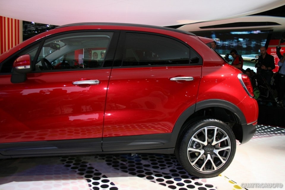 fiat 500x 2014 topic officiel page 3 500 500l 500x fiat forum marques. Black Bedroom Furniture Sets. Home Design Ideas