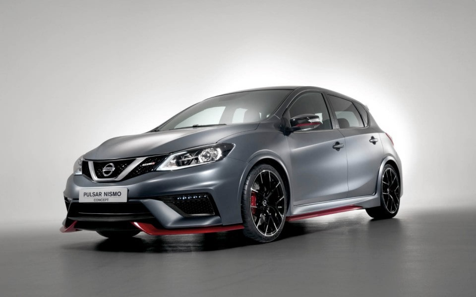 2015 nissan pulsar nismo concept and