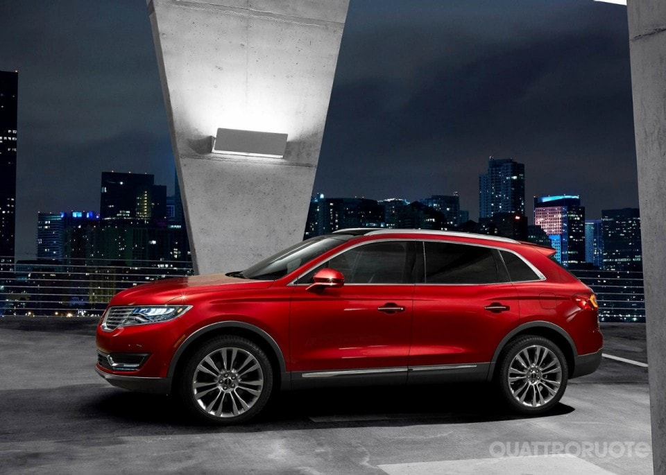 Lincoln MKX (2015)
