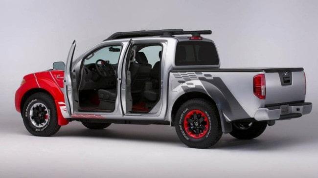 Nissan Frontier Diesel Runner Concept a gasolio per il mercato