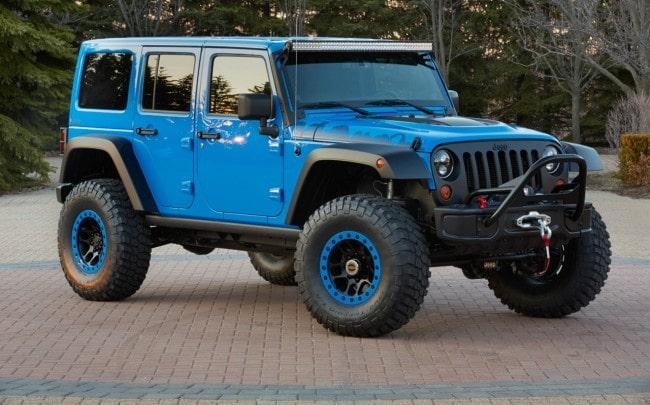 Moab Easter Jeep Safari Le sei show car per la nuova edizione