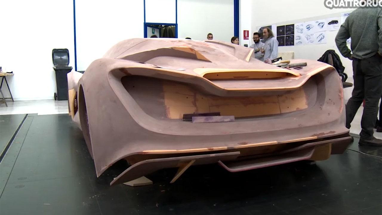 quattroruote ied syrma concept 2015 presentazioni e novit auto autopareri. Black Bedroom Furniture Sets. Home Design Ideas