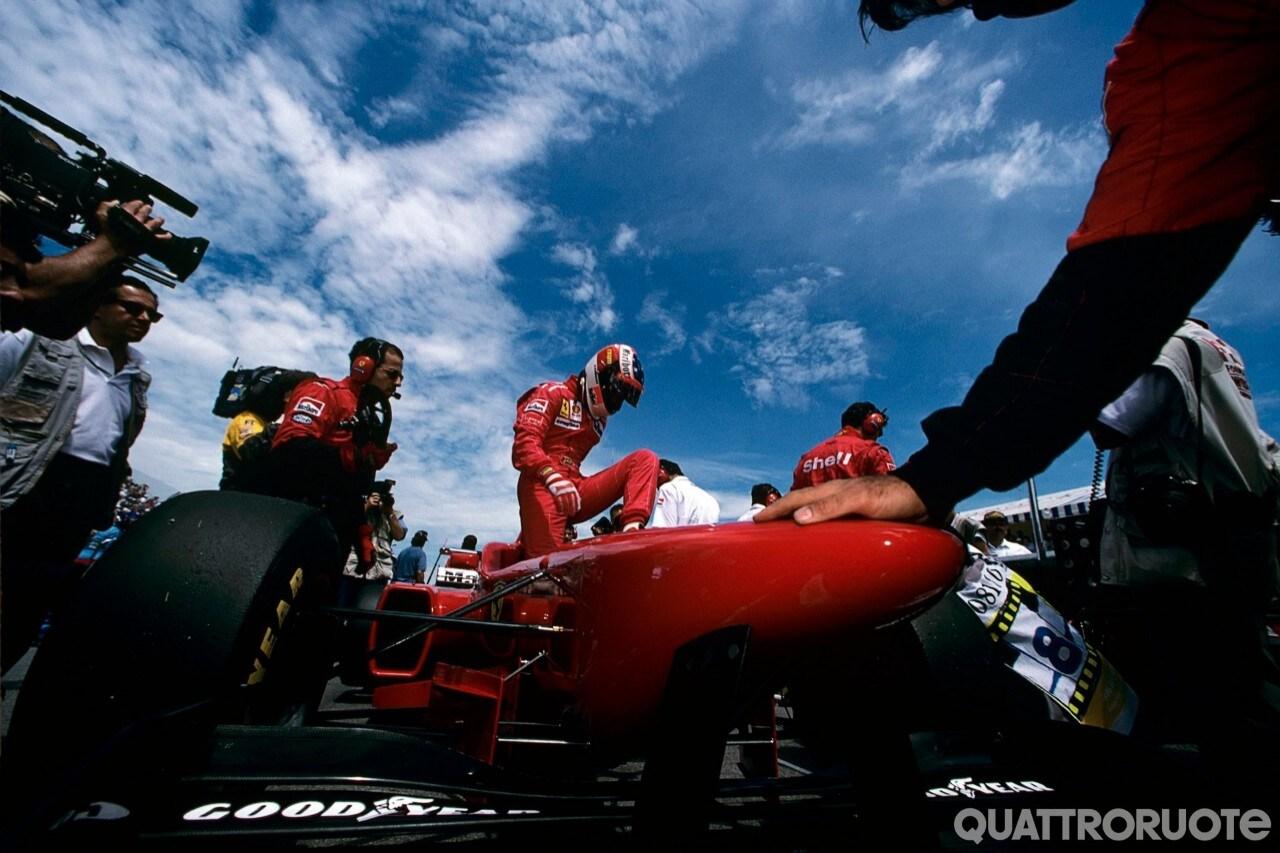 Formula 1 - Michael Schumacher sarà protagonista di un film su Netflix