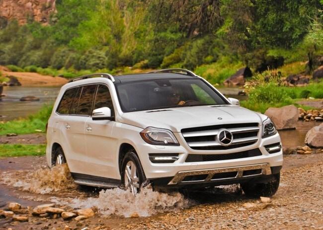 Mercedes benz gl 350 bluetec a tu per tu con la tedesca for Mercedes benz usa website