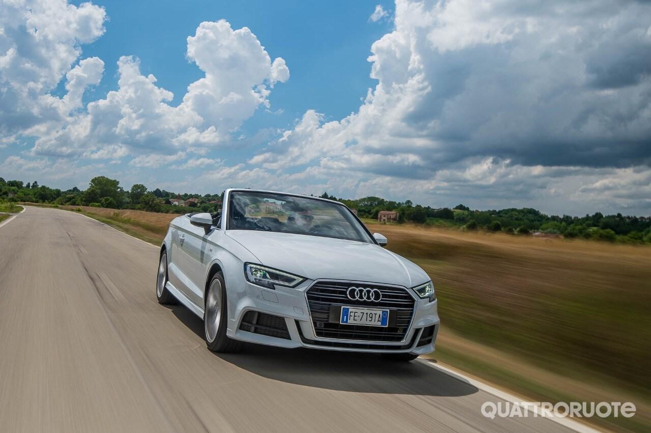 Audi A3 Cabrio - Una settimana con la 2.0 TDI S tronic - DAY 1