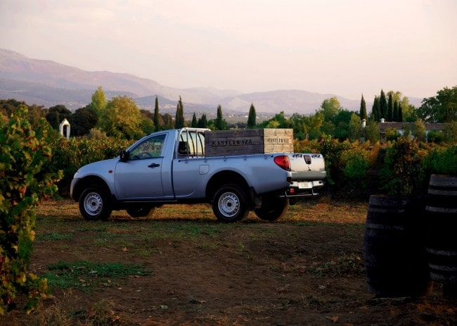 Fiat-Mitsubishi Firmato il memorandum per la fornitura di un pick-up