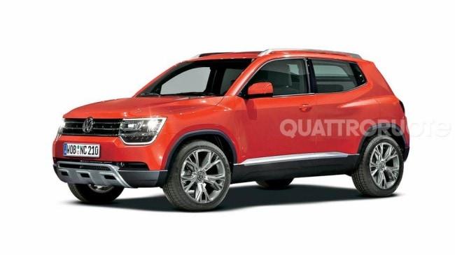 Volkswagen Taigun Piccola Suv Sotto I Quattro Metri