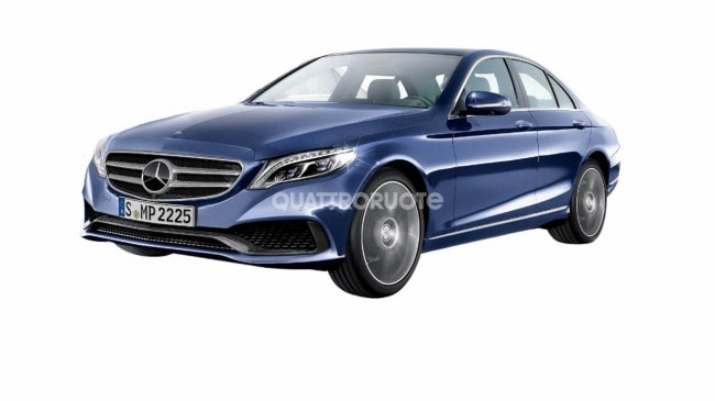 Mercedes benz classe e appuntamento al 2016 con la nuova for Mercedes benz metairie la