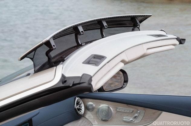 Nuova Mercedes Classe E Cabrio al Salone di Ginevra 2017