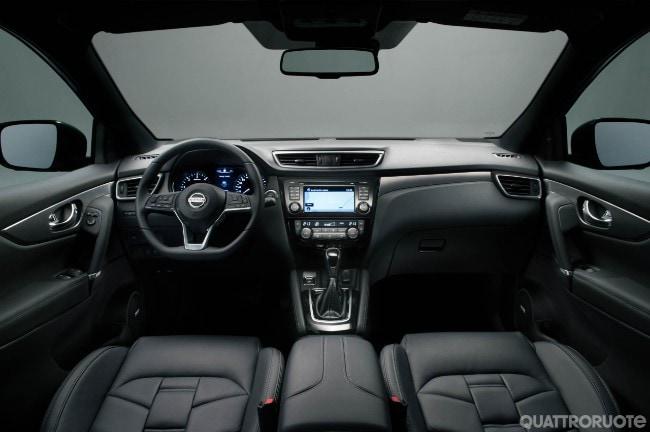 Salone di Ginevra: Presentato il Nuovo Nissan Qashqai, le caratteristiche