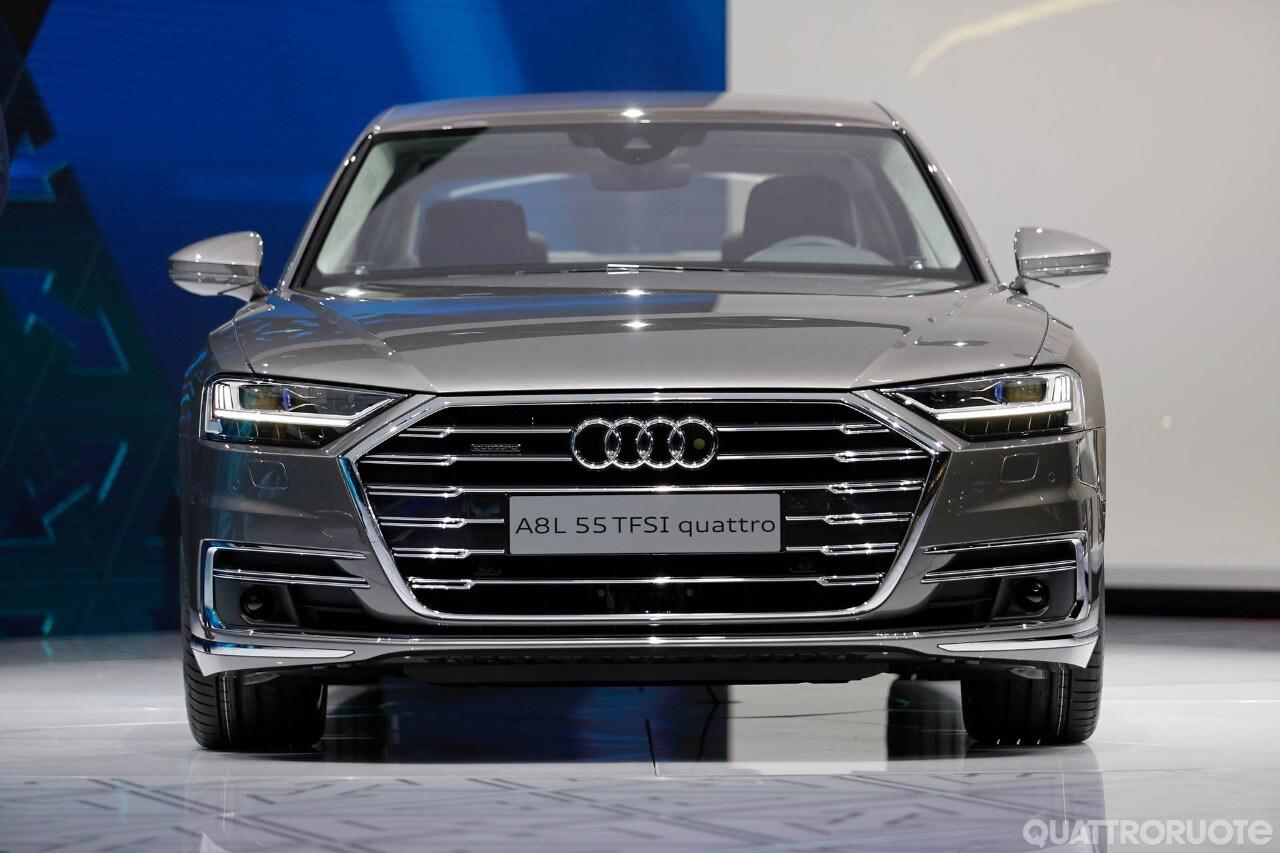Audi a8 usate germania 7