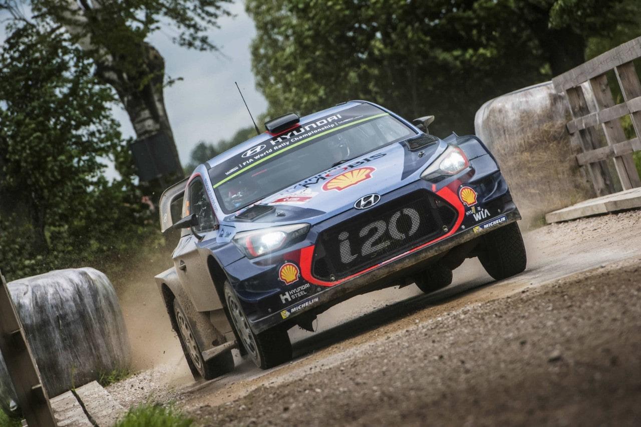Mondiale Rally - Doppietta Hyundai al Rally di Polonia