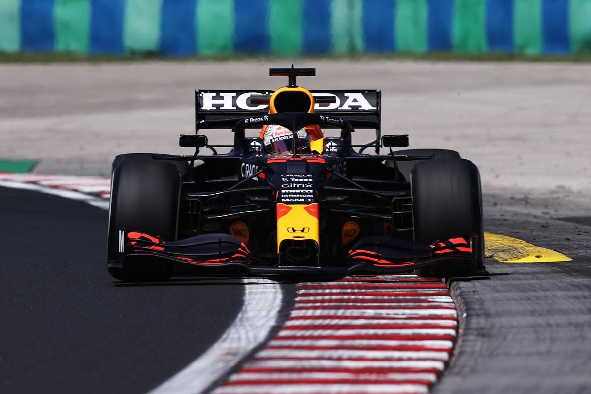 F1 GP Ungheria - Libere 1, Verstappen davanti alle Mercedes