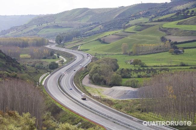 Finita la Salerno-Reggio Calabria: sarà la prima per