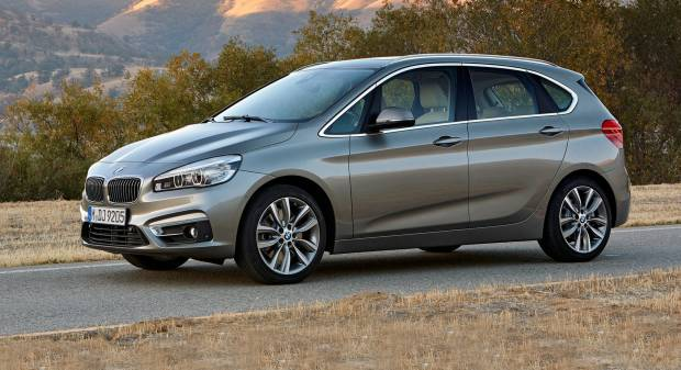 BMW Serie 2 Active Tourer (2014)