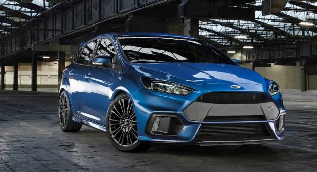 Ford Focus RS (2015)