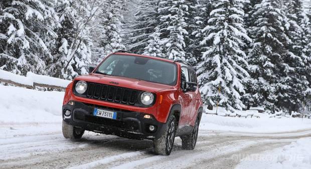 Jeep Renegade Night Eagle Via Alle Vendite Listino Prezzi Da
