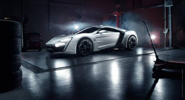 Lykan Hypersport (2015)