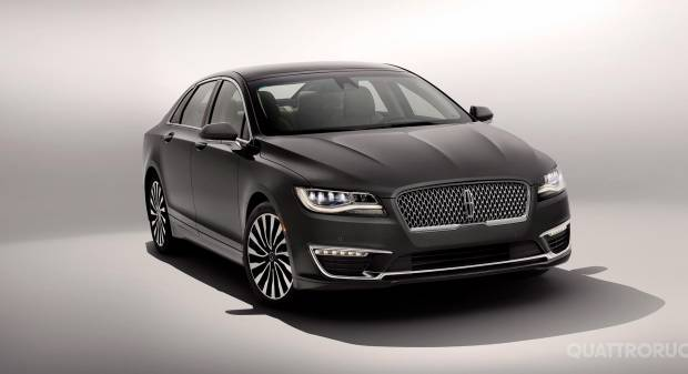 Lincoln MKZ (2015)