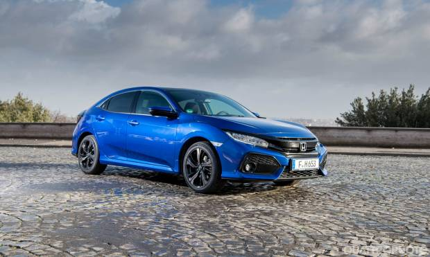 Honda Civic (2016)