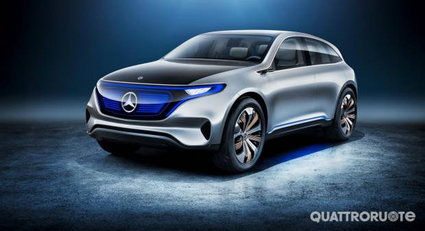Mercedes-Benz Generation EQ Concept (2016)