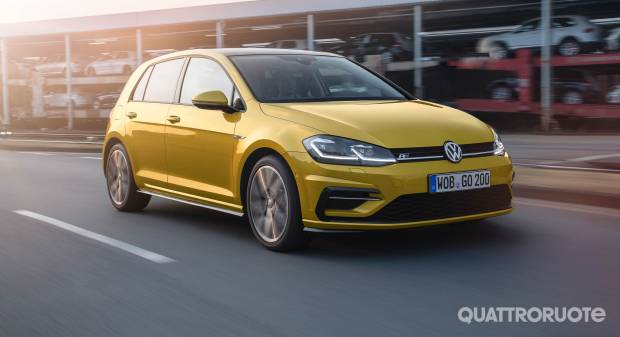 Volkswagen Golf (2016)
