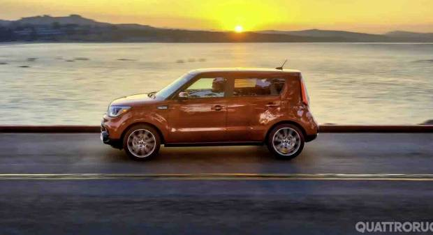 Kia Soul Turbo Usa (2016)