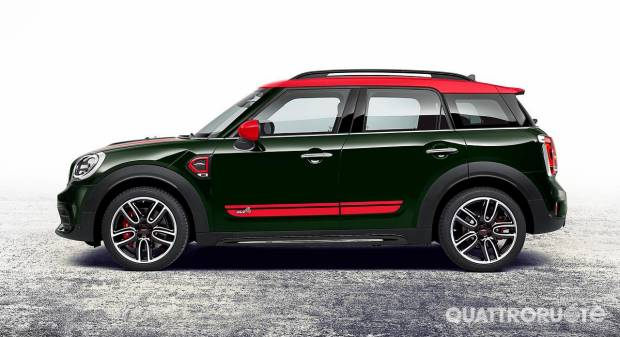 Mini Countryman John Cooper Works (2017)