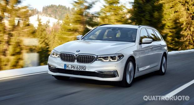 BMW Serie 5 Touring (2017)