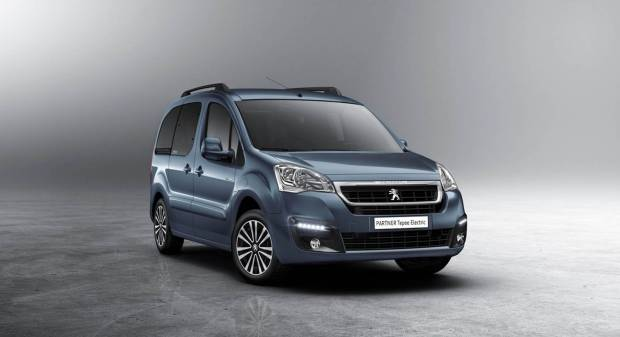 Peugeot Partner Tepee Electric (2017)