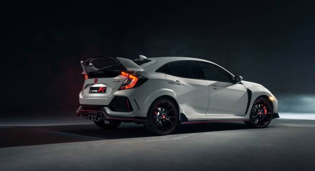 Honda Civic Type R (2017)
