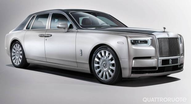 Rolls-Royce Phantom (2017)