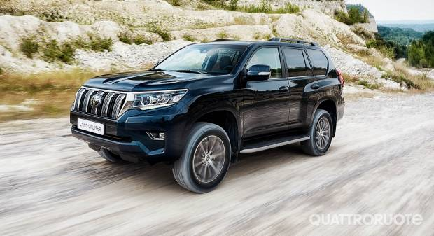 Toyota Land Cruiser (2017)