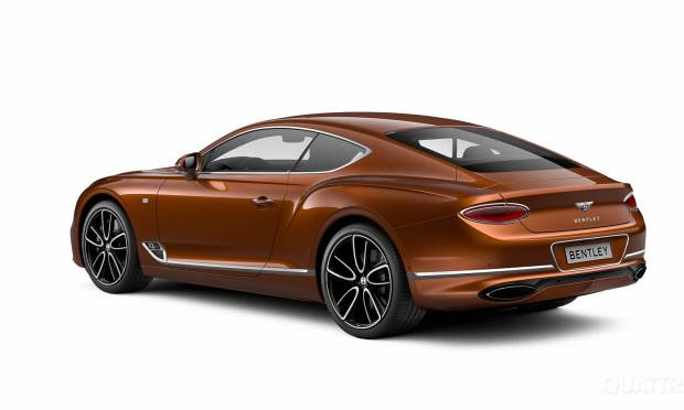 Bentley Continental GT First Edition (2017)