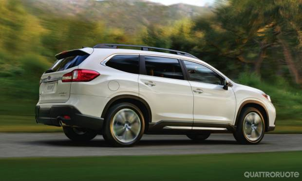 Subaru Ascent (2017)