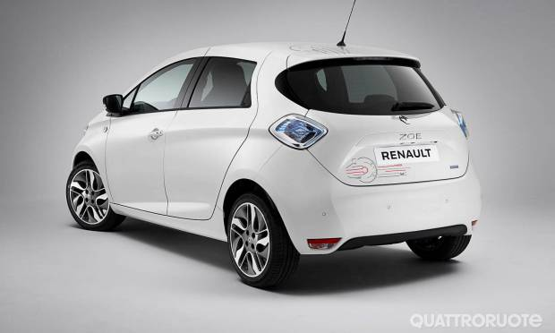Renault Zoe Star Wars (2017)