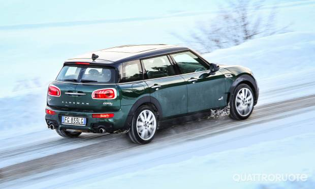 Mini Clubman ALL4 (2018)
