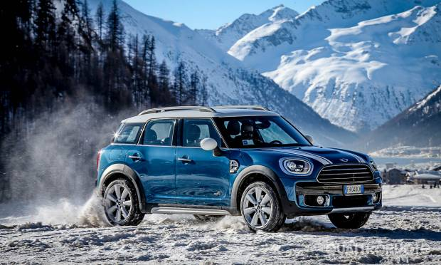 Mini Countryman ALL4 (2018)