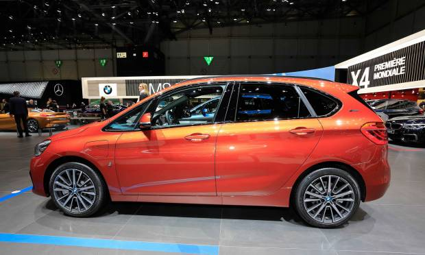 BMW Serie 2 Active Tourer (2018) - FOTO LIVE