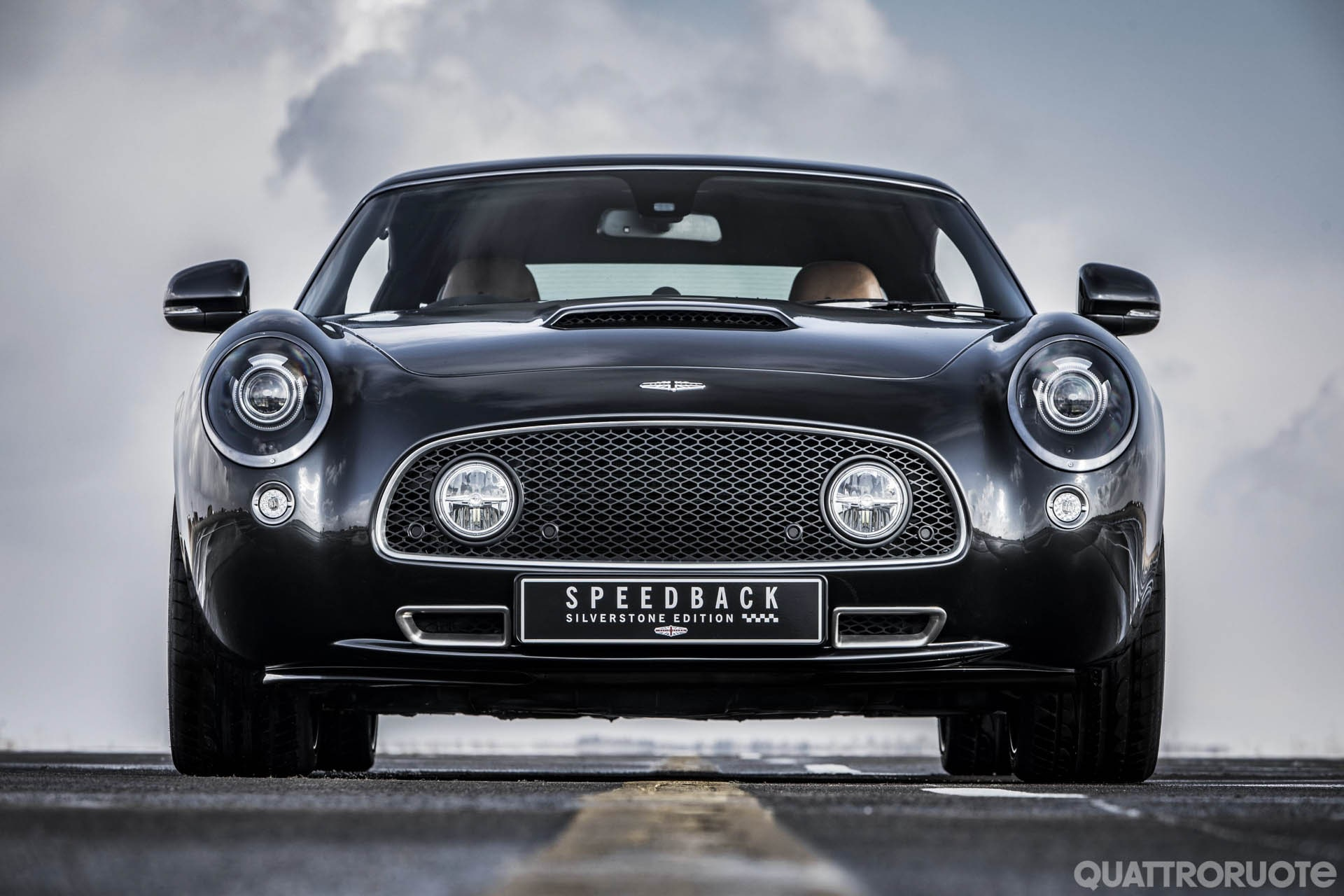 David Brown Speedback Silverstone Edition (2018)