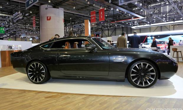 David Brown Speedback Silverstone Edition (2018) - FOTO LIVE